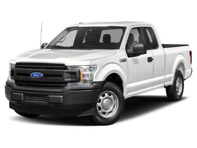 new 2020 Ford F-150 car, priced at $44,610