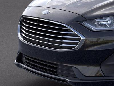 new 2020 Ford Fusion car, priced at $23,158