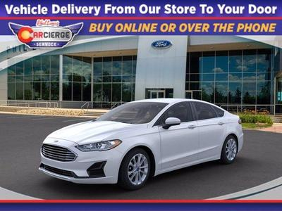 new 2020 Ford Fusion Hybrid car, priced at $29,590