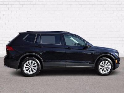 used 2020 Volkswagen Tiguan car, priced at $23,989