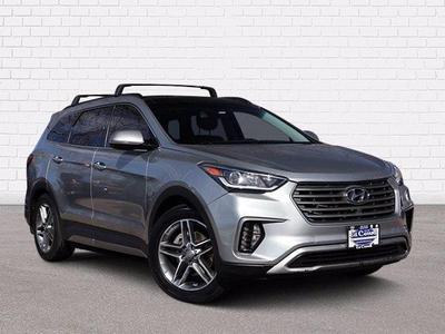 used 2017 Hyundai Santa Fe car, priced at $20,991