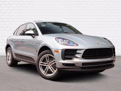 new 2020 Porsche Macan car, priced at $63,180