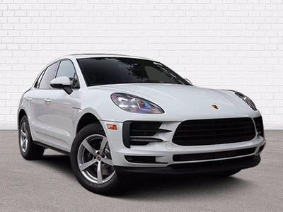 new 2020 Porsche Macan car, priced at $61,260