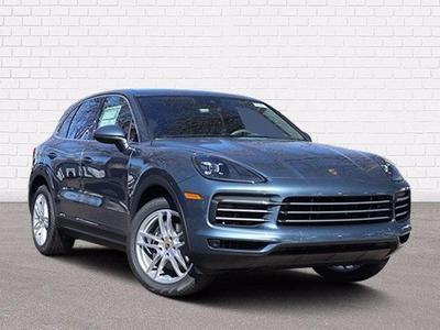 new 2020 Porsche Cayenne car, priced at $78,300