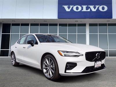 new 2021 Volvo S60 car, priced at $44,228