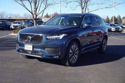 new 2021 Volvo XC90 car, priced at $58,198