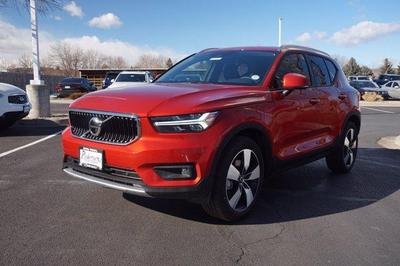 new 2021 Volvo XC40 car, priced at $42,303