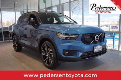 new 2021 Volvo XC40 car, priced at $45,383