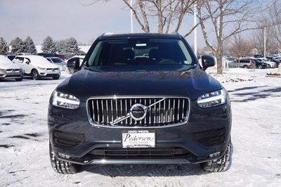 new 2021 Volvo XC90 car, priced at $59,353