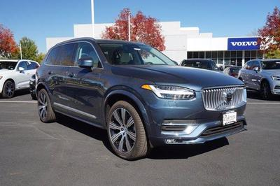 new 2021 Volvo XC90 car