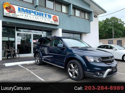 used 2015 Dodge Journey car, priced at $15,900