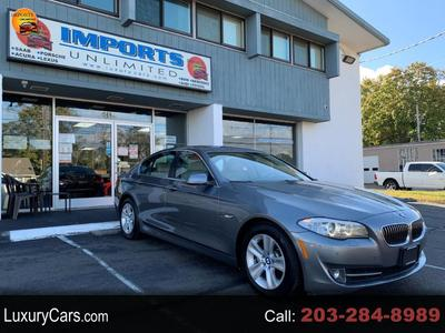 used 2013 BMW 528 car, priced at $16,900