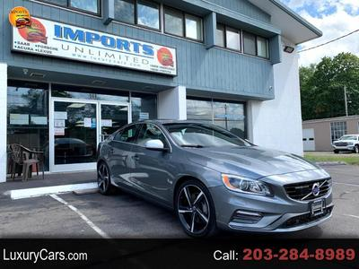 used 2016 Volvo S60 car, priced at $16,900