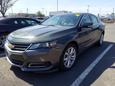used 2019 Chevrolet Impala car, priced at $23,495