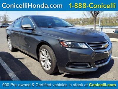 used 2019 Chevrolet Impala car