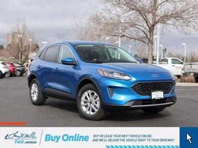 new 2021 Ford Escape car, priced at $28,175