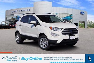new 2021 Ford EcoSport car, priced at $23,226
