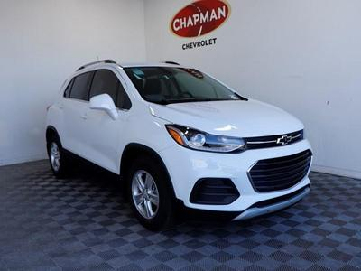 new 2020 Chevrolet Trax car, priced at $19,768