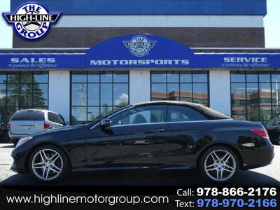 used 2016 Mercedes-Benz E-Class car, priced at $41,990