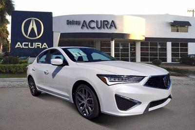 new 2020 Acura ILX car