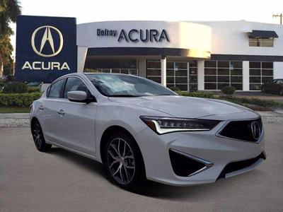 new 2021 Acura ILX car