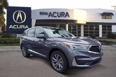 new 2021 Acura RDX car