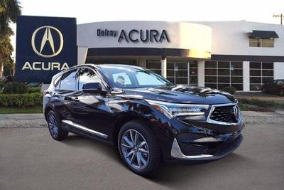 new 2020 Acura RDX car