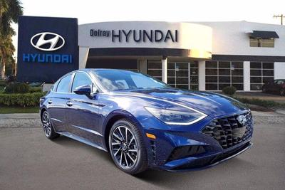 new 2021 Hyundai Sonata car