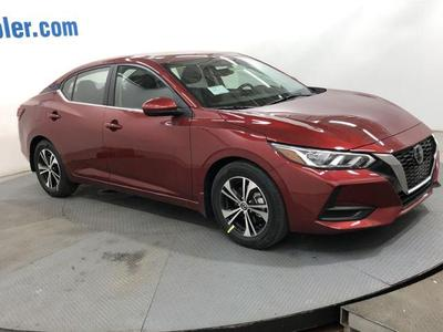 new 2021 Nissan Sentra car, priced at $22,405