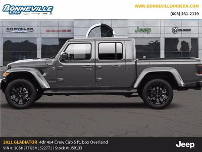 new 2021 Jeep Gladiator car, priced at $55,020