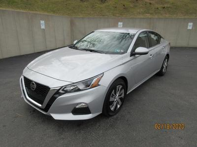 used 2020 Nissan Altima car, priced at $21,995