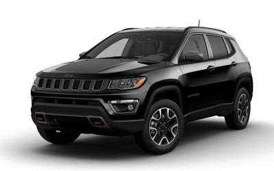 new 2021 Jeep Compass car, priced at $29,667
