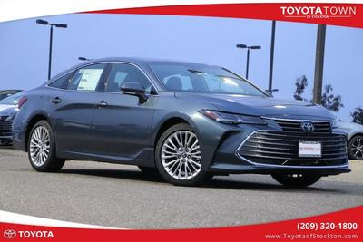 new 2020 Toyota Avalon car, priced at $44,544