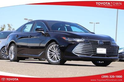 new 2020 Toyota Avalon car, priced at $44,464