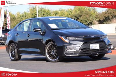 used 2020 Toyota Corolla car, priced at $19,900