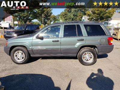 used 2004 Jeep Grand Cherokee car, priced at $3,999