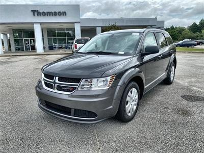 new 2020 Dodge Journey car, priced at $19,725