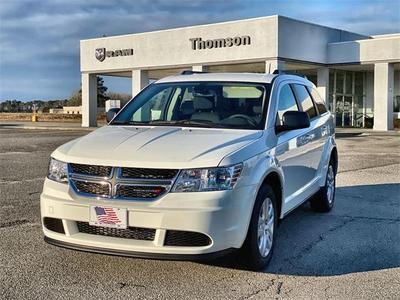 new 2020 Dodge Journey car, priced at $19,550