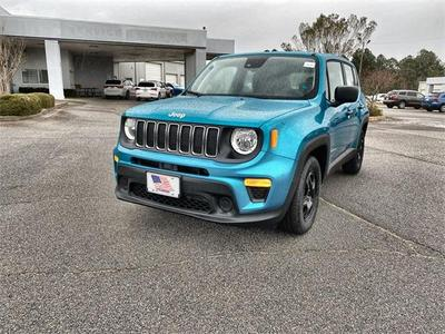 new 2021 Jeep Renegade car, priced at $19,741