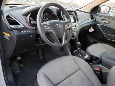new 2018 Hyundai Santa Fe Sport car, priced at $24,706
