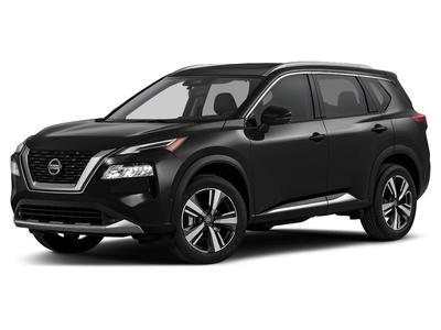 new 2021 Nissan Rogue car, priced at $30,070