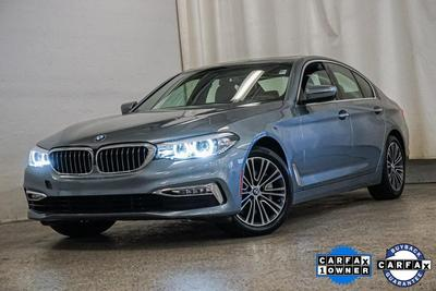 used 2017 BMW 530 car, priced at $32,900