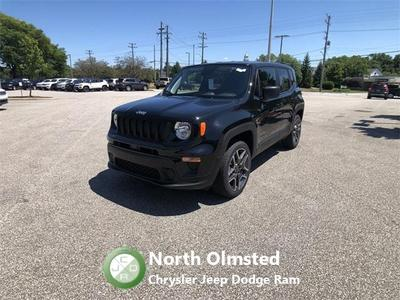 new 2020 Jeep Renegade car, priced at $21,299