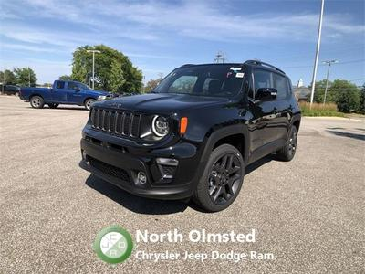 new 2020 Jeep Renegade car, priced at $25,225
