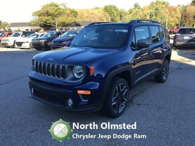 new 2019 Jeep Renegade car, priced at $26,306