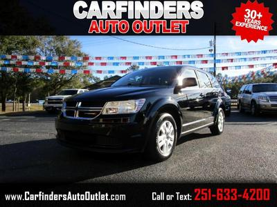 used 2015 Dodge Journey car, priced at $10,500