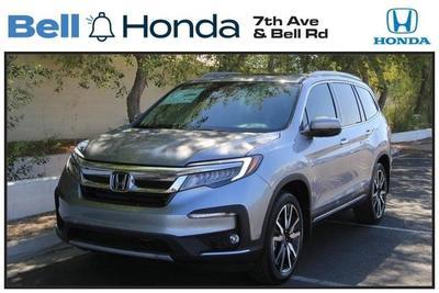 new 2021 Honda Pilot car, priced at $44,040