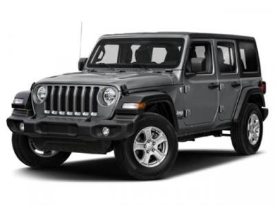 new 2021 Jeep Wrangler Unlimited car, priced at $56,410