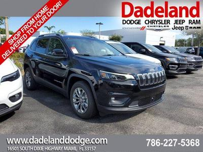 new 2021 Jeep Cherokee car, priced at $30,089