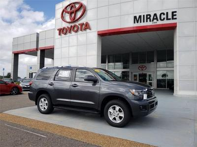 new 2021 Toyota Sequoia car